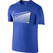 Nike Relay Graphic SS Top SS15